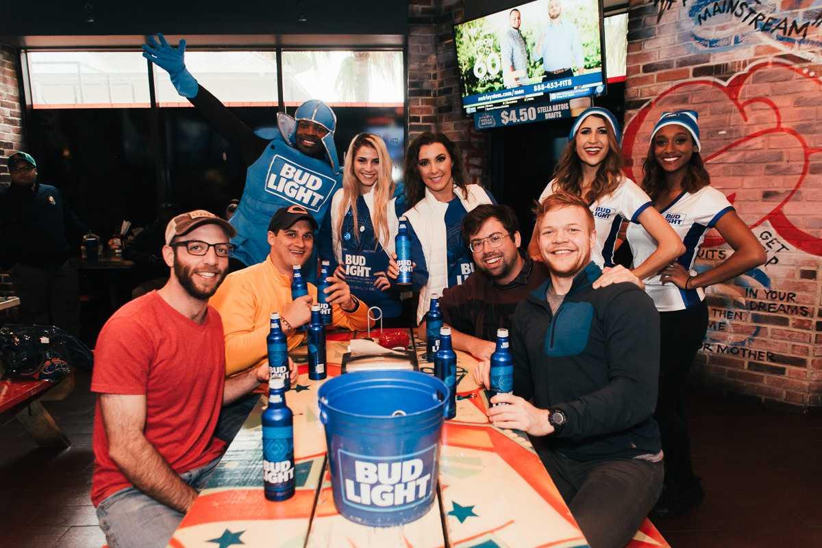 Bud Light's Pro Bowl Party | 1.27.19