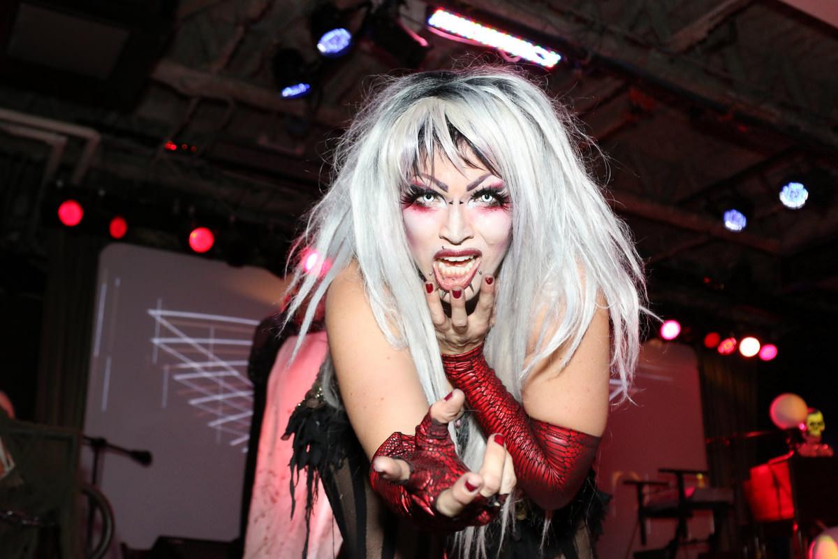10.11.19   Moshi Prod: Spooky Empire Halloween Party   BB Kings