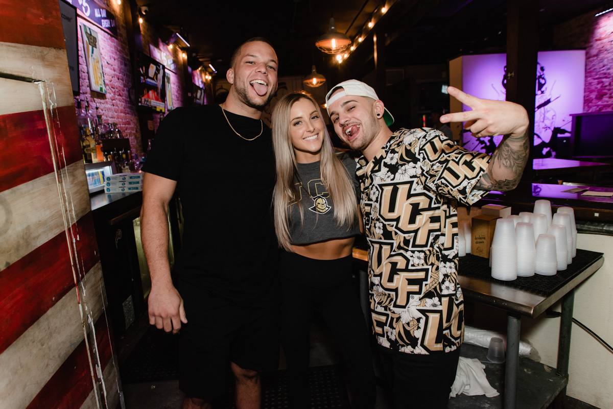 Orange Ave Bars -  UCF Watch Party